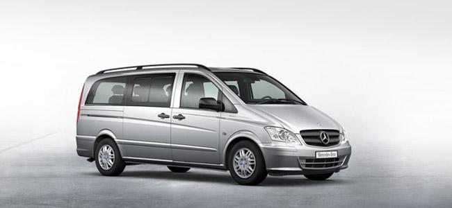 Istanbul Mini Van